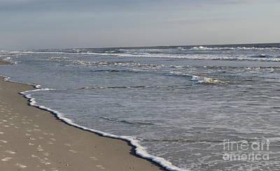 Pop Art - Soft Ocean Breeze by Fiona Kennard