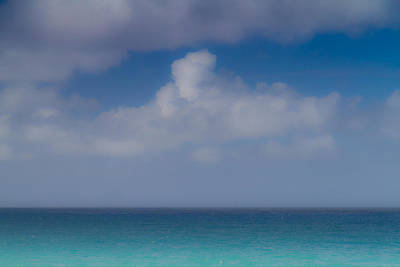 Photograph - Soft Ocean Colors by Roger Mullenhour