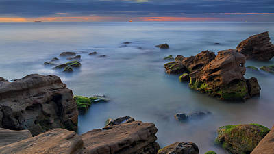 Coastal Photograph - Early Light by Tim Brown