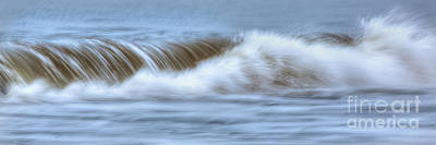 Photograph - Soft Wave by Michele Steffey