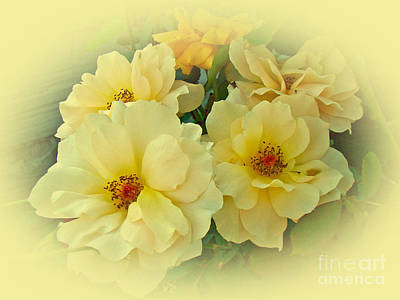 Softly And Sweetly Art Print by Mother Nature