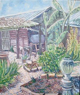 Soil For Life Art Print