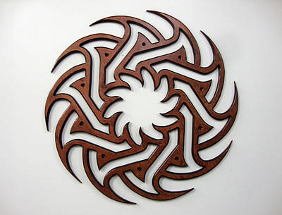 Sculpture - Sol Five by Matthew Ridgway