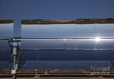 Photograph - Solar Energy by Jim West