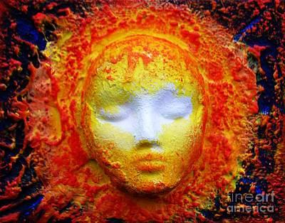 Sculpture - Solar Explosion by P Dwain Morris