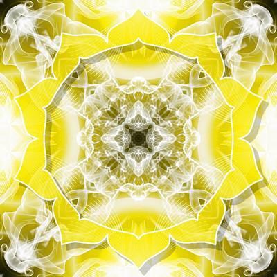 Digital Art - Solar Plexus Chakra Scorpio by Derek Gedney