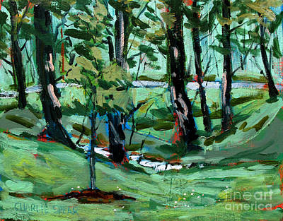 Sold 18th Hole Golf Shed Series 2 Original
