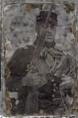 Photograph - Soldier by Kim Henderson