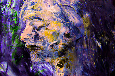 Mixed Media - Solemn Moments by Jim Vance