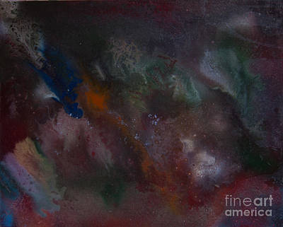 Various Mixed Media - Solice by Berton Lytle