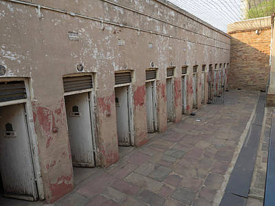 Johannesburg Photograph - Solitary Confinement Cells by Panoramic Images