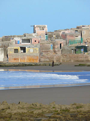 Agadir Photograph - Solitary Journey by Tracy Winter