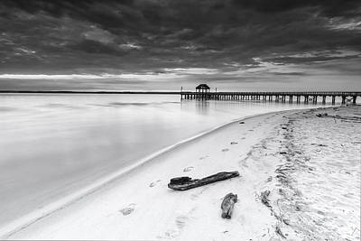 Water Filter Photograph - Solitude by Edward Kreis