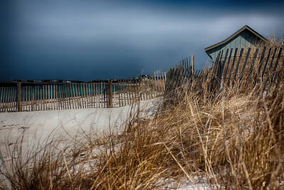 Solitude On The Cape Art Print by Jeff Folger