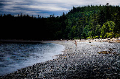 Photograph - Solitude by Roxy Hurtubise