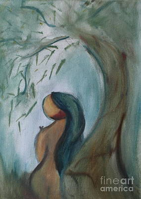 Solitude Art Print by Teresa Hutto