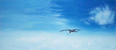 Solo Flight Art Print by Mike Durco