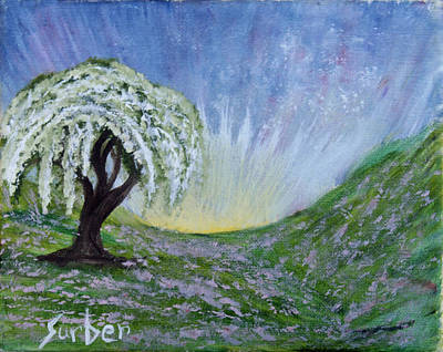 Sultry Plants - Solo Tree by Suzanne Surber