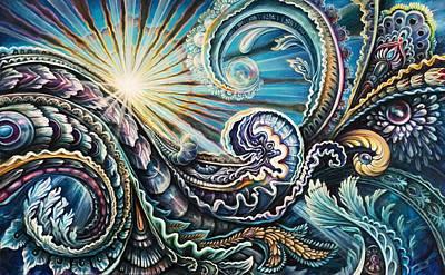 Solstice Original by Morgan Mandala and Randal Roberts