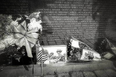 Photograph - Some Gave All by Sennie Pierson
