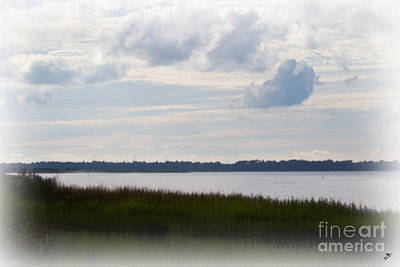 Photograph - Some Where Beyound The Blue by Sandra Clark