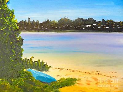 Somento Victoria Australia Art Print by Pamela  Meredith