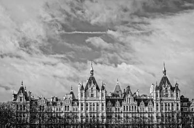Photograph - Somerset House by Heather Applegate