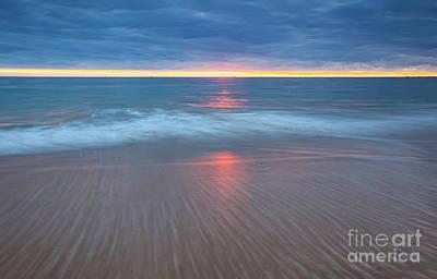 Somerton Sunset Print by Bill  Robinson