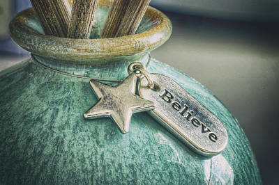 Pottery Photograph - Something To Believe In by Scott Norris