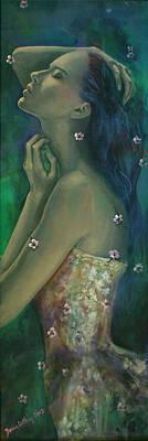 Sometimes I Feel So Temporary... Original by Dorina  Costras
