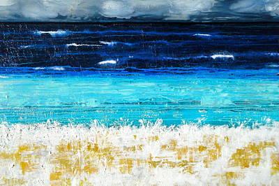 Painting - Sommer Regen by Elizabeth Langreiter