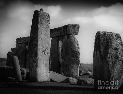 Photograph - Sonehenge2 by Michael Canning