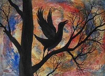Painting - Song Of Joy by Teresa Boston