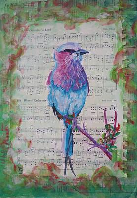 Songbird Original by Talmadge Broome