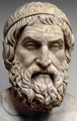 Sophocles Print by Greek School