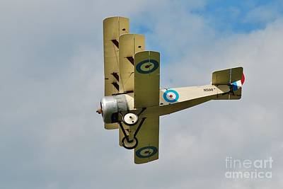 Photograph - Sopwith N500 Triplane by David Fowler