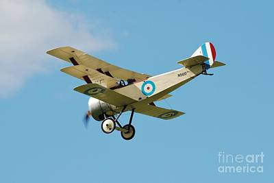 Photograph - Sopwith Triplane by David Fowler