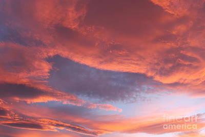 Photograph - Sorbet Sky by Krissy Katsimbras