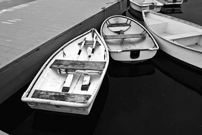 Photograph - Sorrento Harbor Boats 2 by Bill Barber