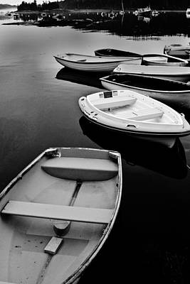 Photograph - Sorrento Harbor Boats 3 by Bill Barber