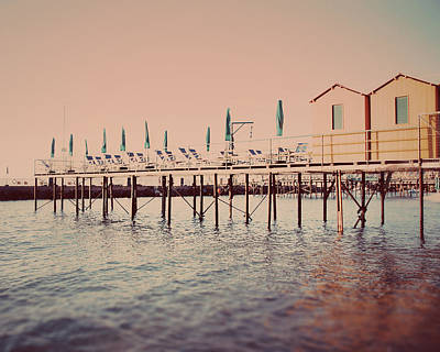 Photograph - Sorrento Pier by Nastasia Cook