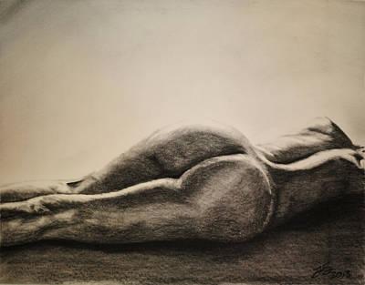 Sorrow Fatigued Original by Tim Brandt