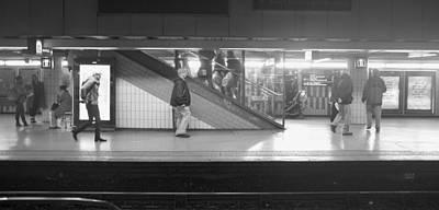 Sortie Paris Metro Original