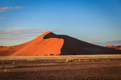 Photograph - Sossusvlei Dune 45 by Gregory Daley  PPSA
