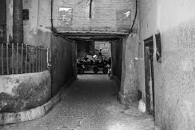 Photograph - Souk In Marrakech by Ellie Perla