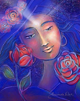 Soul Art Goddess Art Print