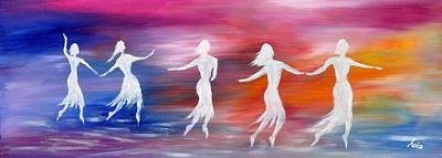 Soul Dance  Original by Marianna Mills