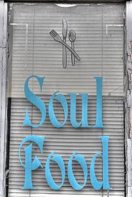 Soul Food Photograph - Soul Food by Jane Linders