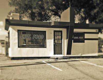 Soul Food Photograph - Soul Food by Sarah Jane Thompson