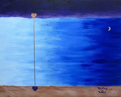 Painting - Soul Full by Pat Heydlauff